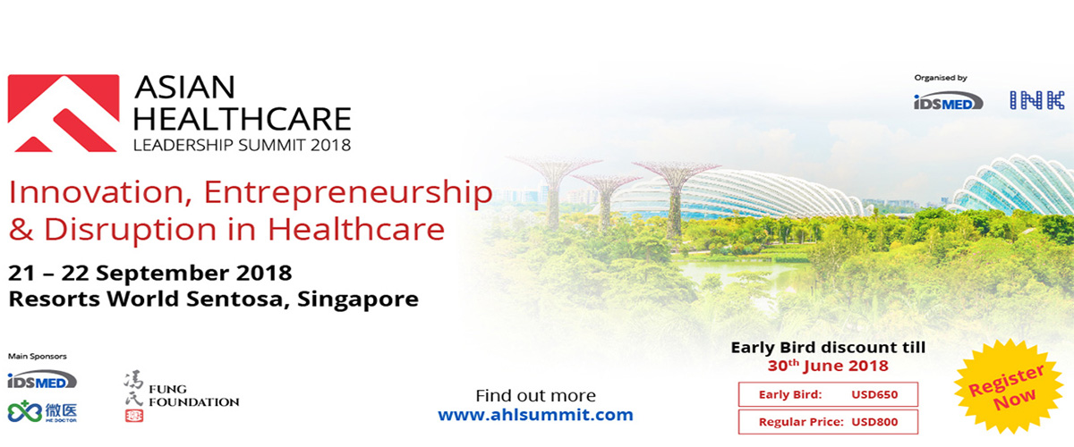ASIAN HEALTHCARE LEADERSHIP SUMMIT 2018